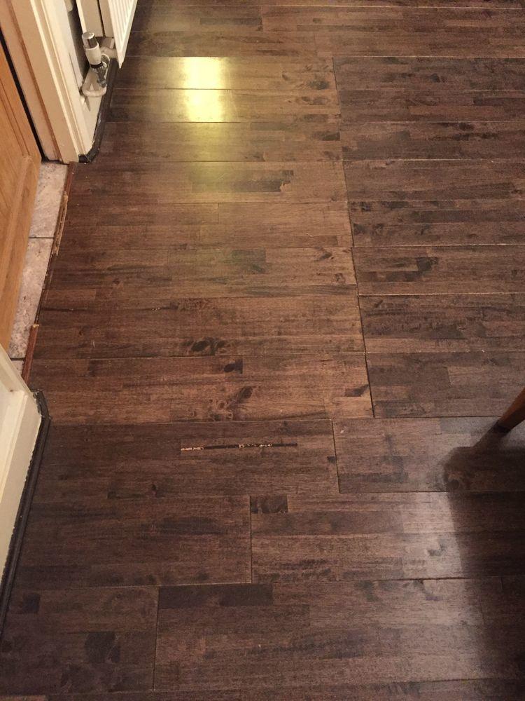 Laminate Floor Repair Floorboards Buckled Flooring Job In