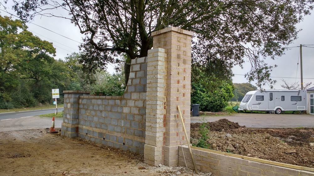 P Verrall Brickwork 100 Feedback Bricklayer