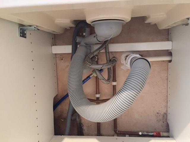 Ikea kitchen sink and plumbing problems - Plumbing job in Sydenham ...