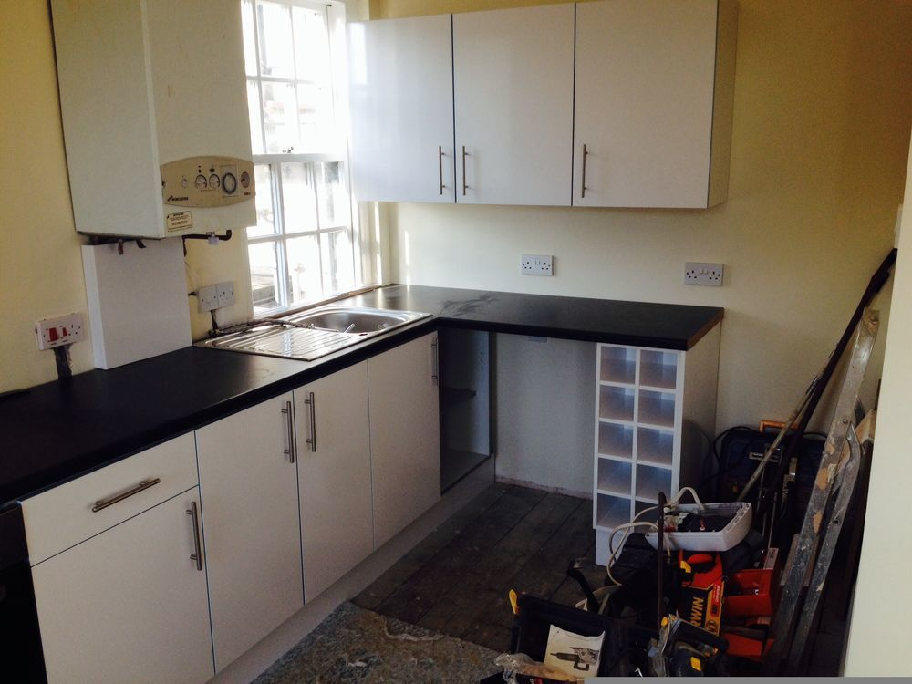 Wd Carpentry 100 Feedback Kitchen Fitter Flooring