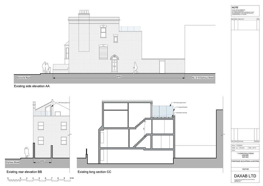 daxab ltd  93  feedback  architectural designer  cad technician in south lambeth