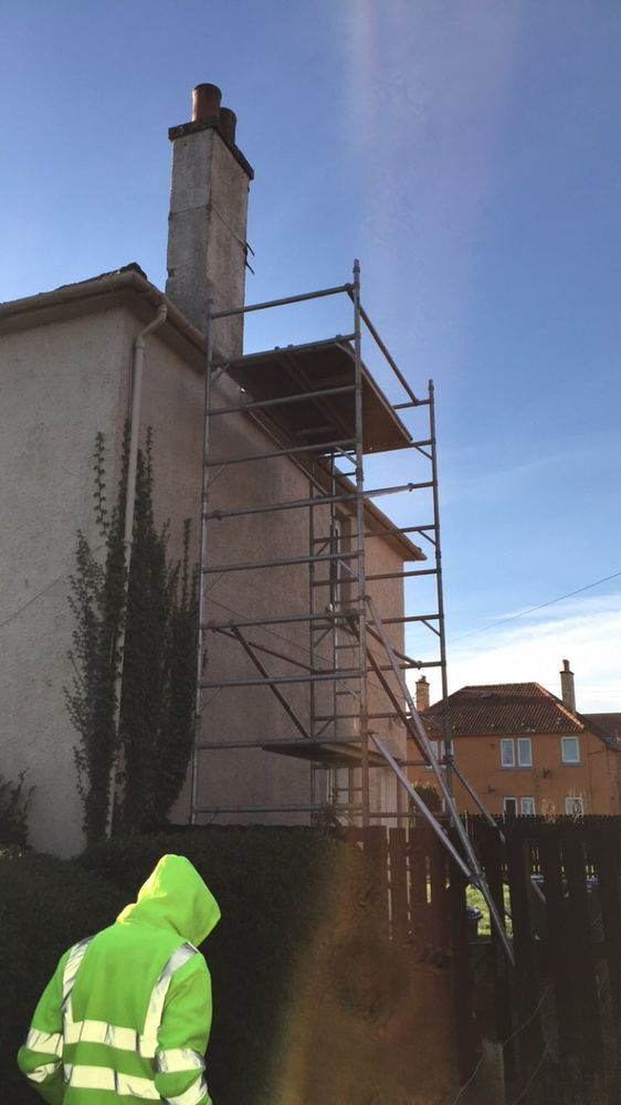 Dpm Roofing Repairs 100 Feedback Roofer In Kirkcaldy