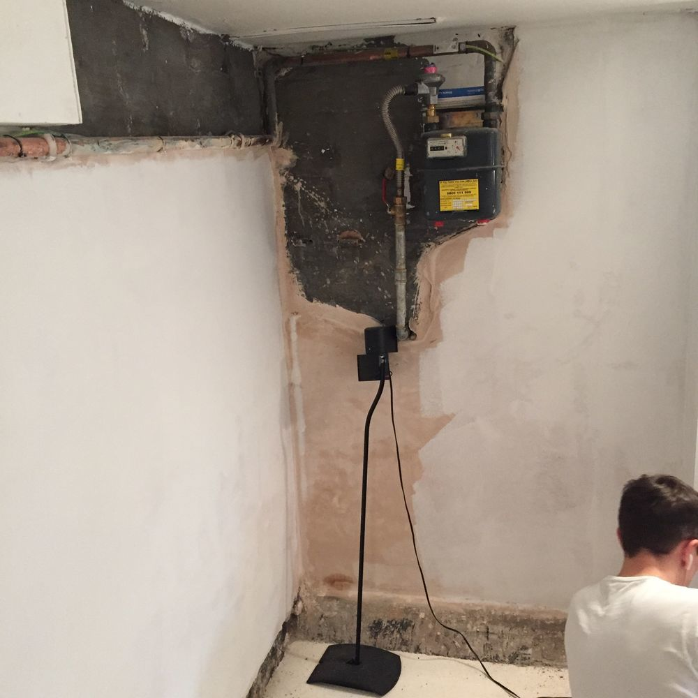 Boxing In Electric Meters Pipes And Gas Meters Joinery