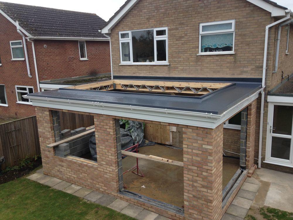 Fibreglass Roof Master 100 Feedback Roofer