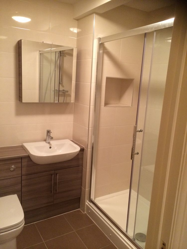 Pmp services 100 feedback bathroom fitter restoration for Bathroom builders leicester