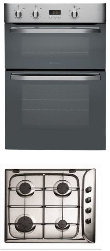 Replacing Built In Electric Double Oven And Gas Hob
