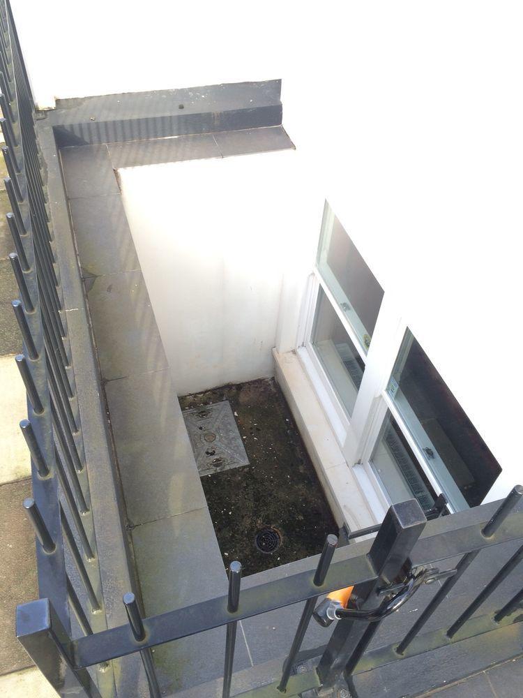 Metal Grate over lightwell - Restoration & Refurbishment ...
