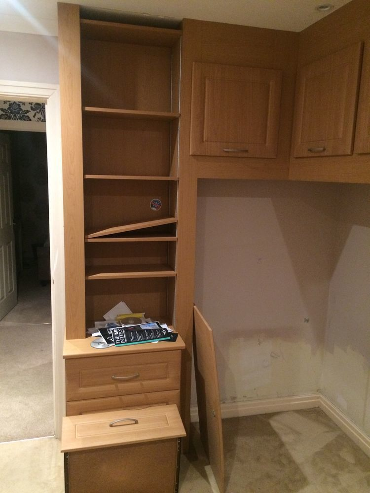 newest 78cd2 830df Remove fitted wardrobes - Joinery & Cabinet Making job in ...