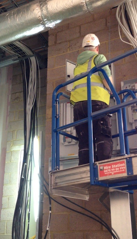 Cubeko Electrical Installations 100 Feedback