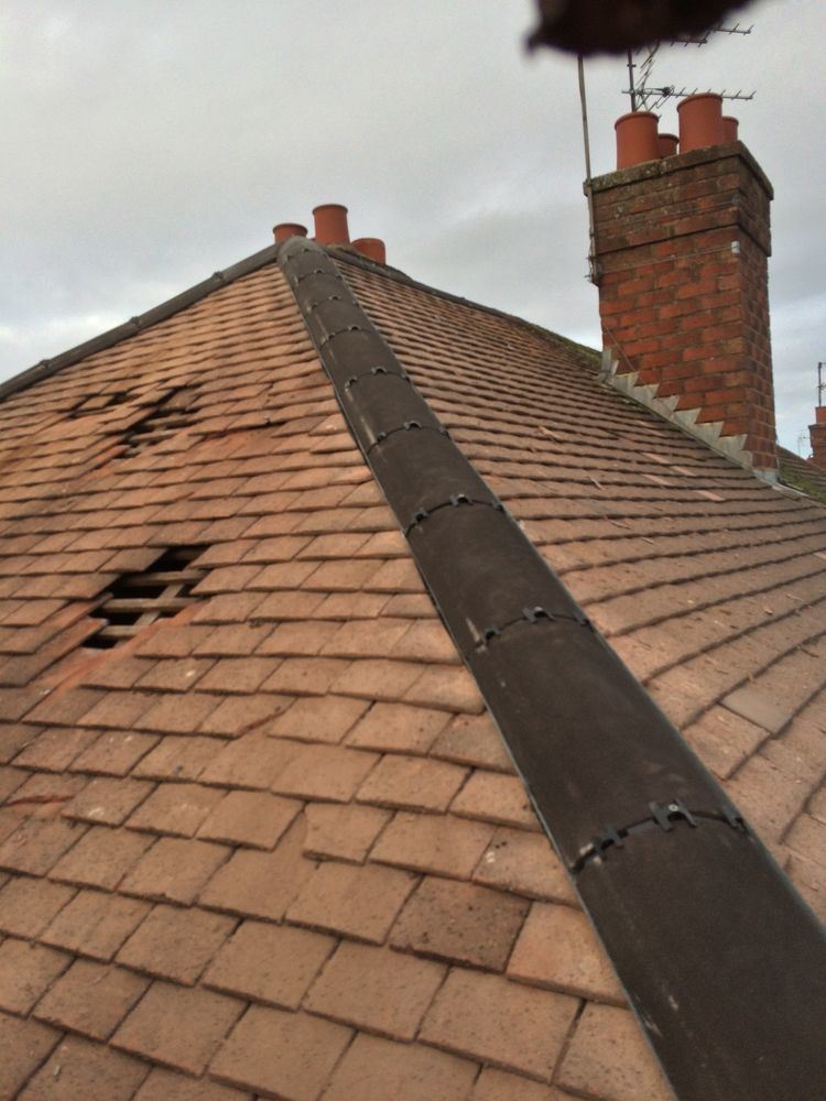 Ad Roofing Roofer In Wolverhampton