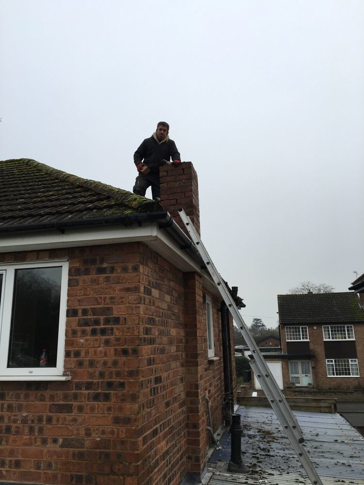 Ad Roofing Pitched Roofer Flat Roofer In Wolverhampton