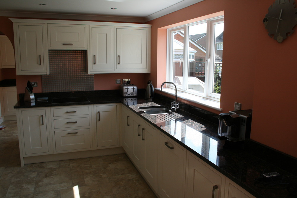 Southwood home improvements ltd 100 feedback bathroom for Kitchen units and worktops