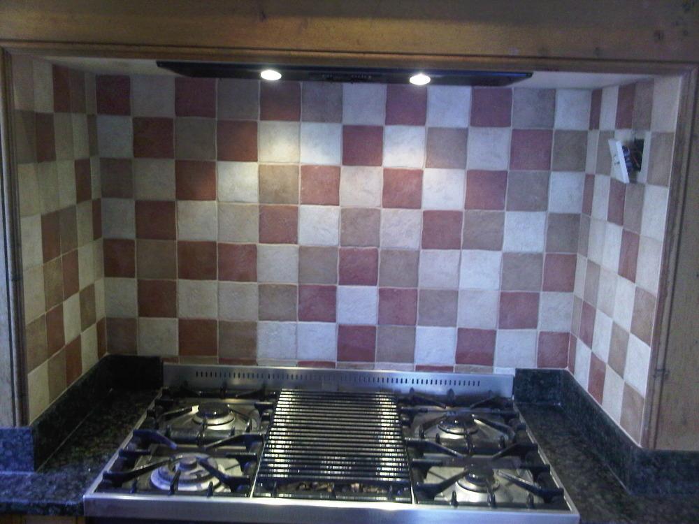 3 Colour Tile Patterns Designs