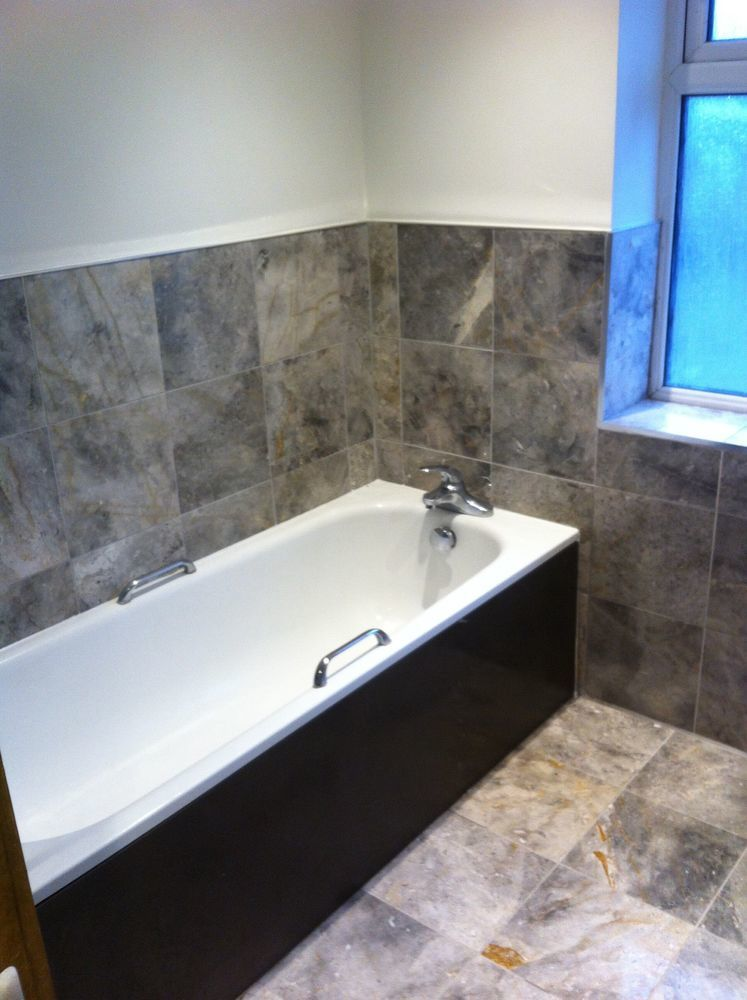 All About Bathrooms 95 Feedback Bathroom Fitter Tiler In Hull
