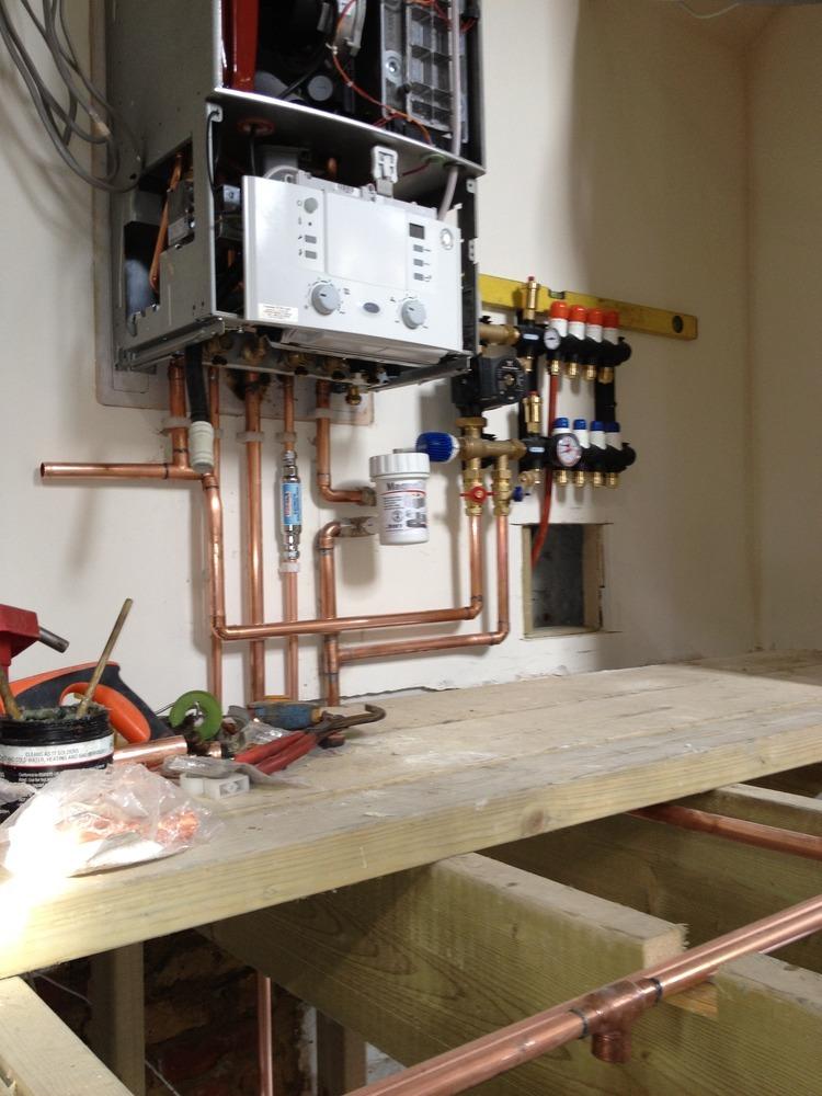 gas engineer  heating engineer in kingston upon thames