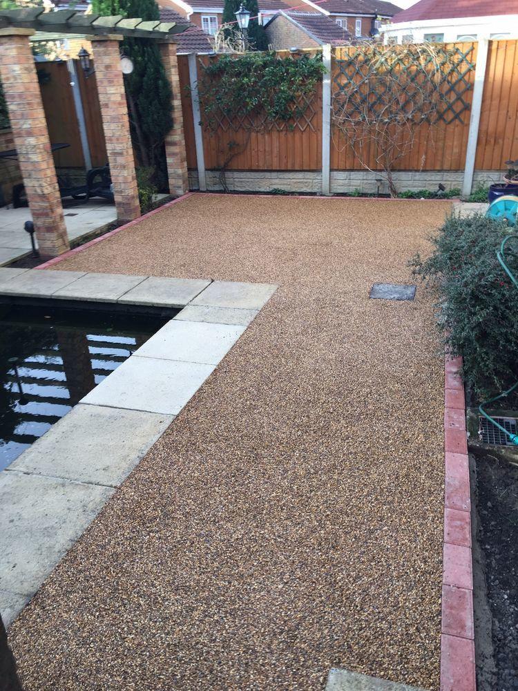 Jpk groundworks 100 feedback driveway paver landscape for Garden design doncaster