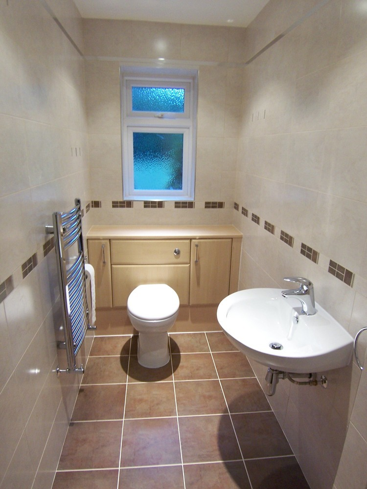 Db bathrooms 100 feedback bathroom fitter tiler in for Bathroom design kettering