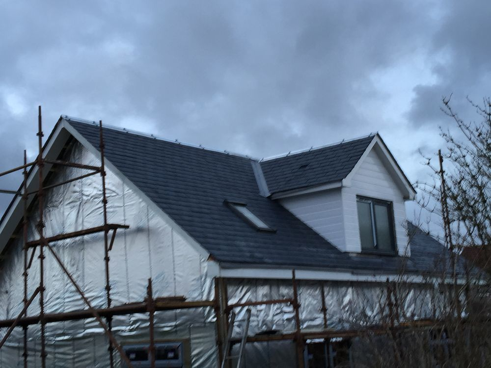 Mm Roofing Services 100 Feedback Pitched Roofer Flat