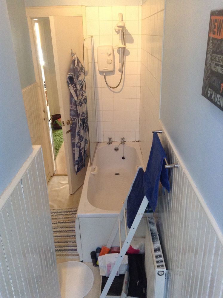 Bathroom Design Jobs Glasgow glasgow tenement flat bathroom renovation - bathroom fitting job