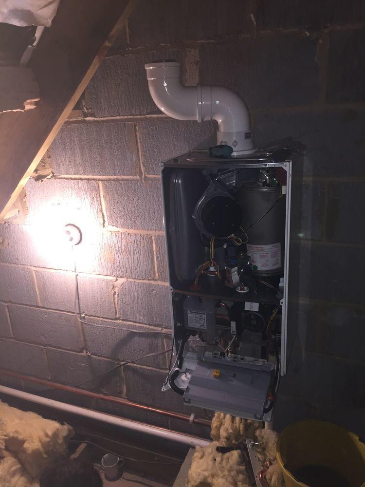 C.S Plumbing + Heating: Plumber, Bathroom Fitter in ...