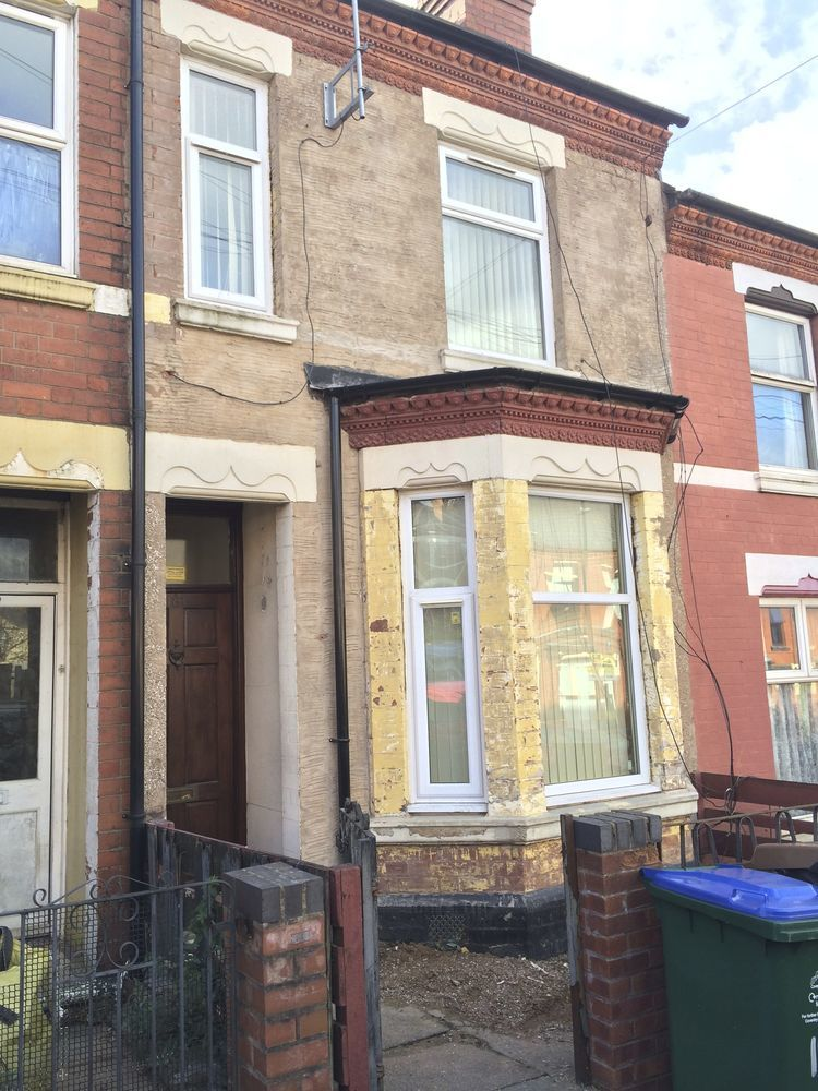 Render And Paint House Restoration Refurbishment Job In Coventry West Midlands Mybuilder