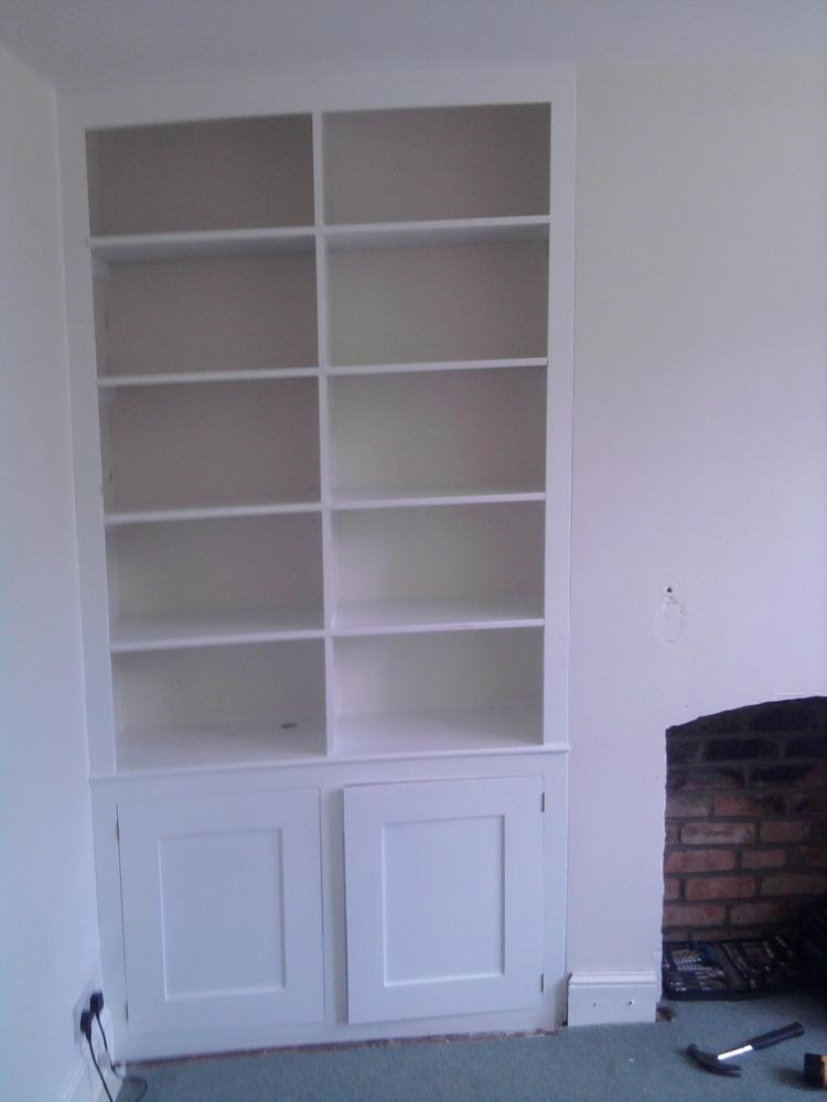 Lighting Basement Washroom Stairs: AEH Home Improvements: 100% Feedback, Kitchen Fitter