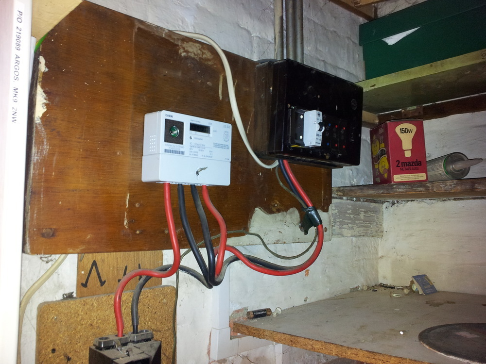 Awe Inspiring Rewiring 3 Bedroom Terraced House 1930S Electrical Job In Bromley Wiring Database Numdin4X4Andersnl