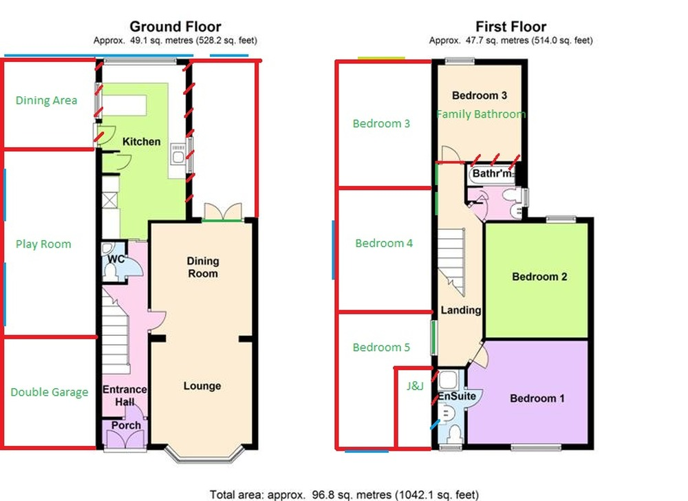 Design A Two Story Extension Architecture Job In