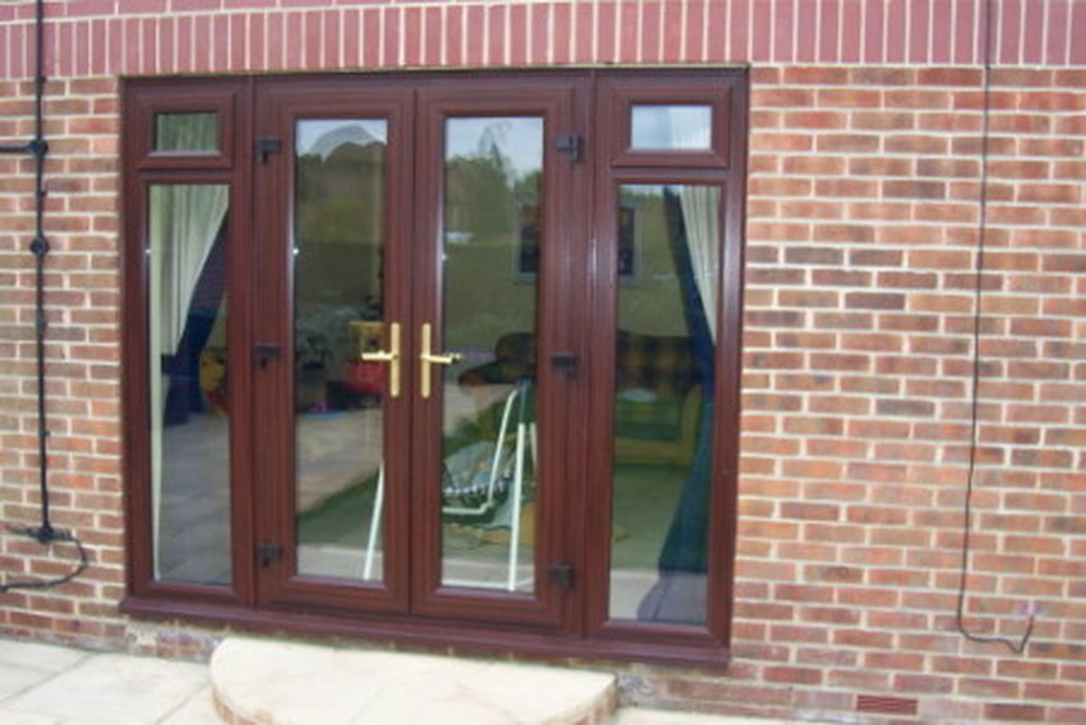 Westview windows limited 100 feedback window fitter for French doors with windows on each side