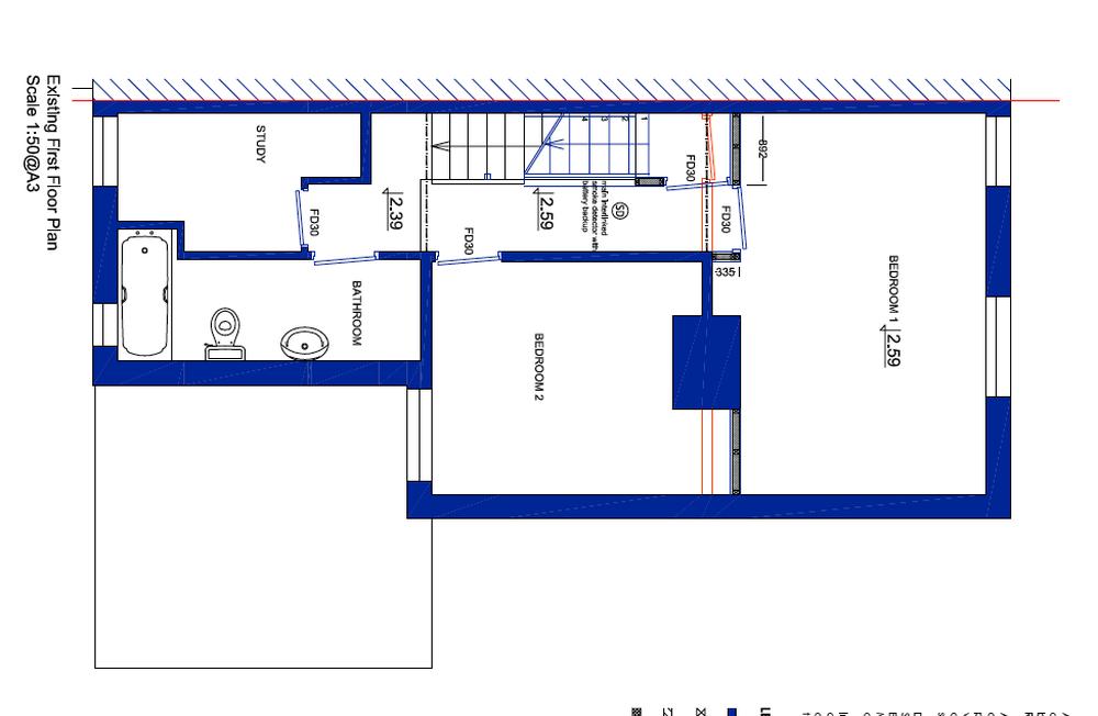 Loft Conversion Bedroom And Ensuite Shower Loft