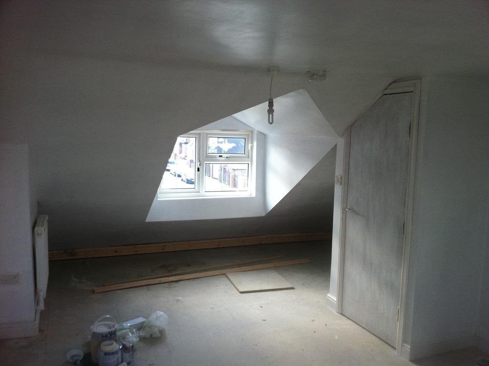 Extension builder loft conversion specialist new home for Bathroom dormer design