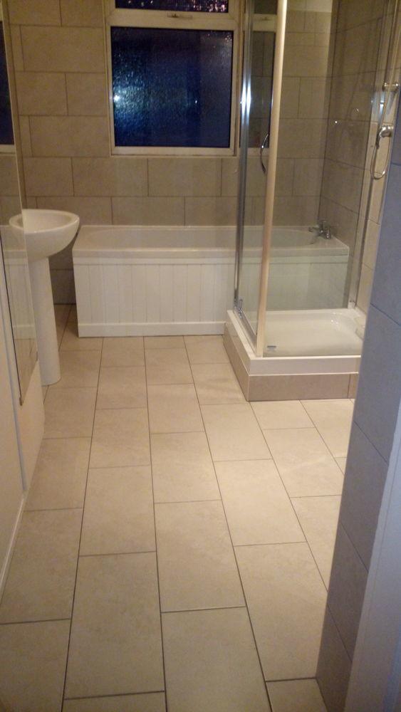 Build Skill: 91% Feedback, Bathroom Fitter in London