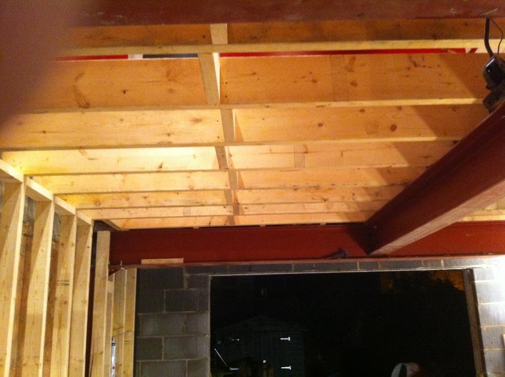 Nja renovation 100 feedback extension builder in bristol for Timber decking seconds