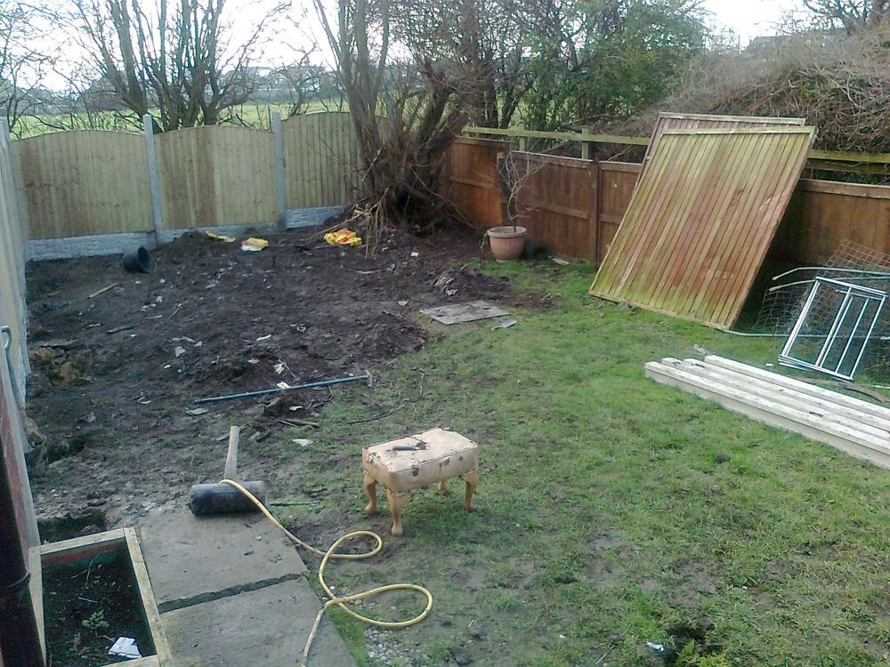 Gardening jobs west london