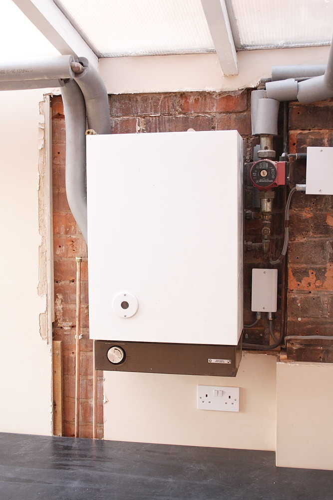 Central Heating Boiler Swap. Glow-worm – Vaillant. - Central Heating ...