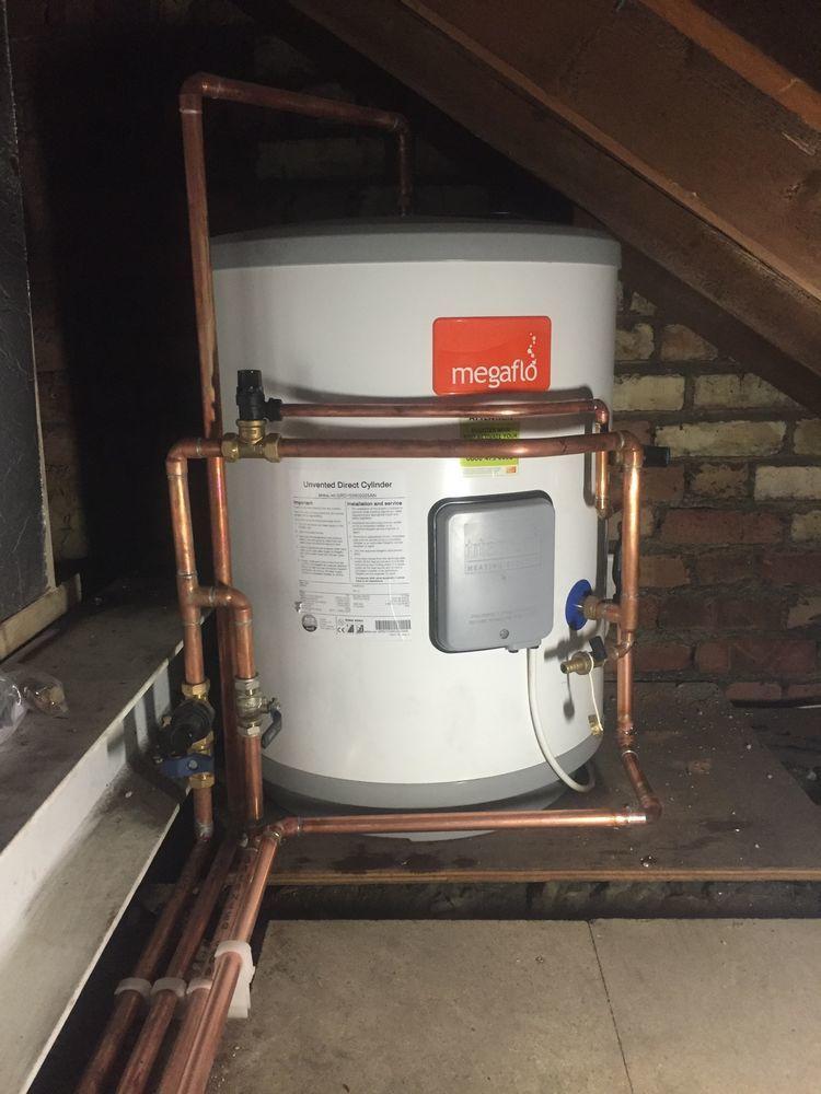 D D Heating 100 Feedback Heating Engineer Plumber Gas Engineer In Enfield