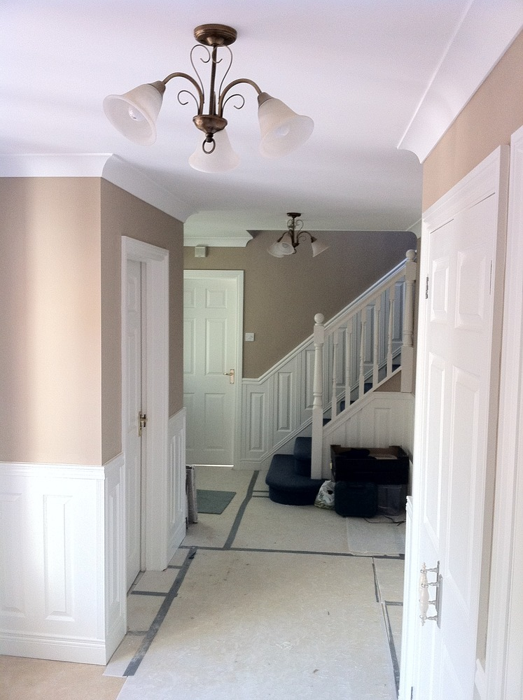 Urquhart parham decorators 96 feedback painter Design ideas for hallways and stairs