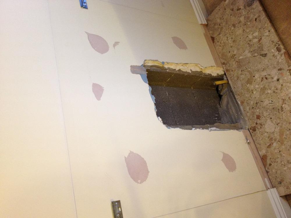 re-plaster - Chimneys & Fireplaces job in Biggleswade