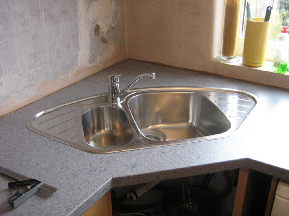 Laminate Countertop Corner Options : 1st4m: 100% Feedback, Kitchen Fitter in Orpington