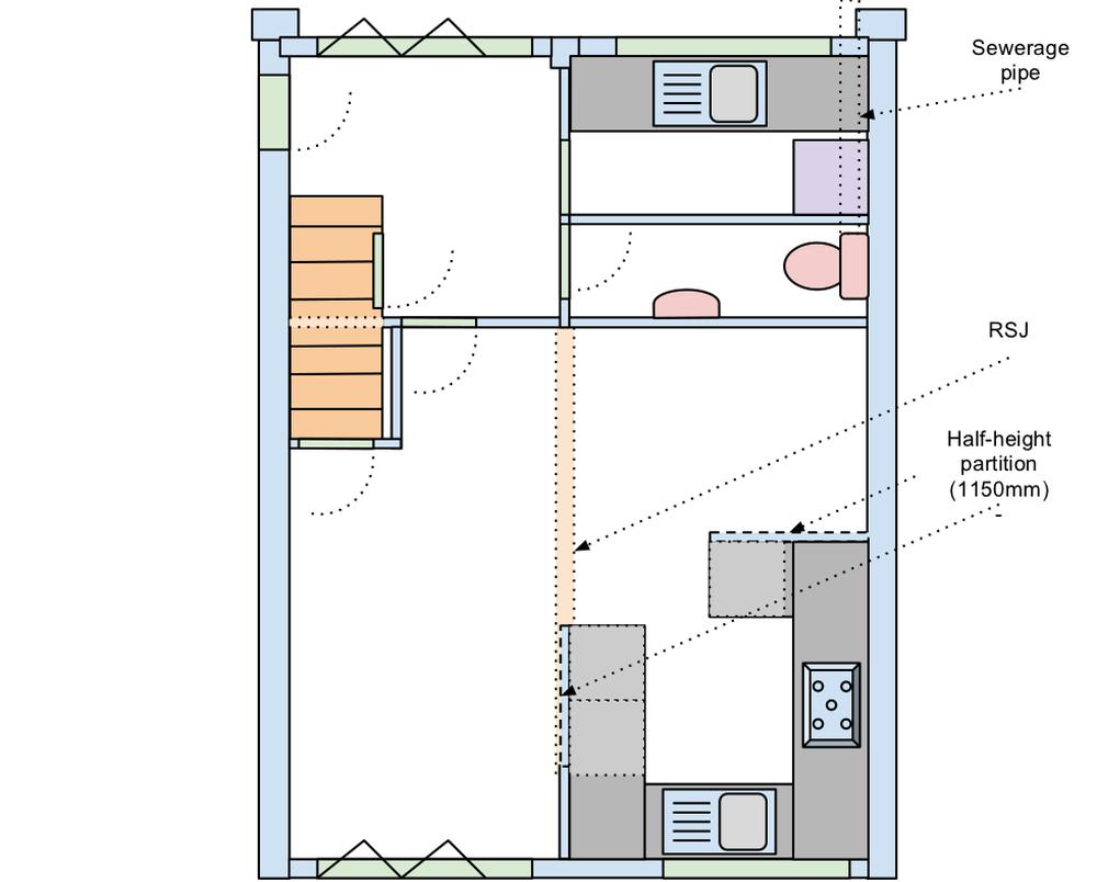 Ground Floor Garage Conversion Conversions General Job