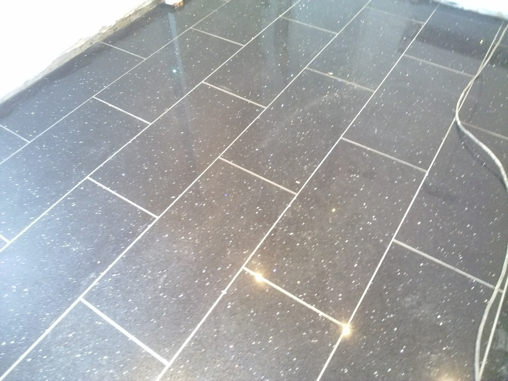 sparkle kitchen floor tiles attwell ceramics 98 feedback tiler in luton 5647