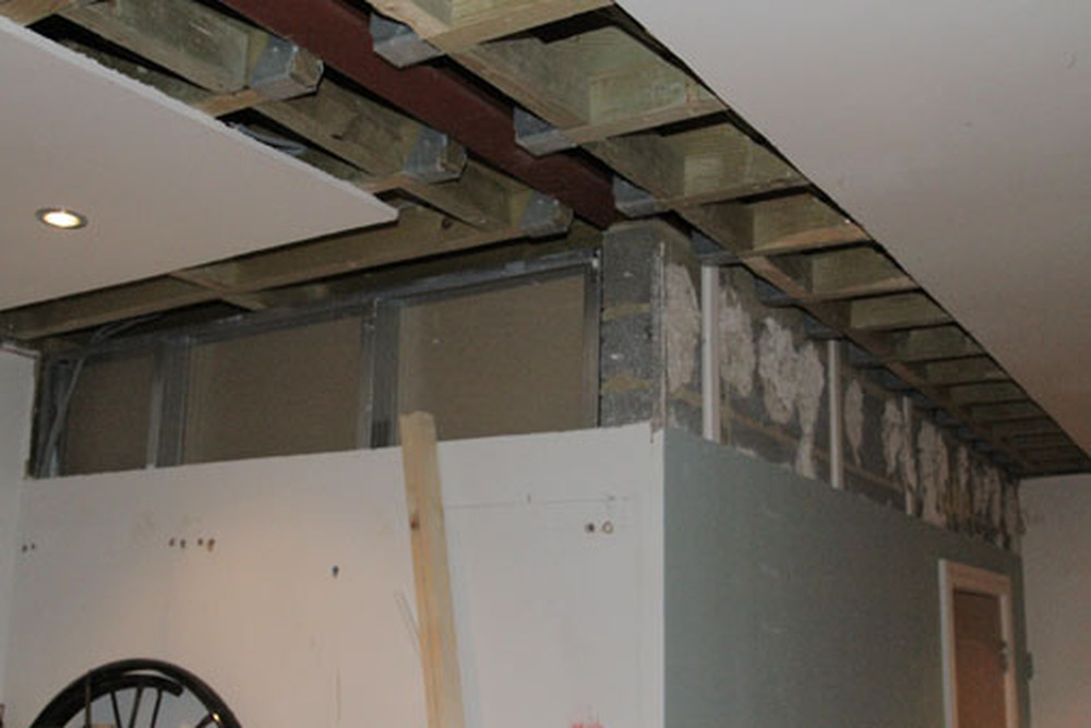 Structural Calculations Amp Removal Of Load Baring Wall