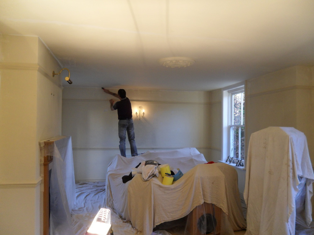 True Colours Decorating Services 100 Feedback Painter