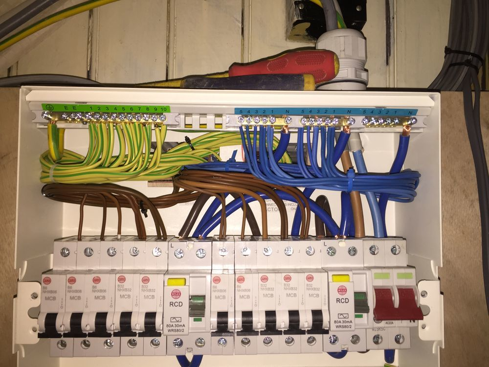 Switch On Electrical Services  96  Feedback  Electrician