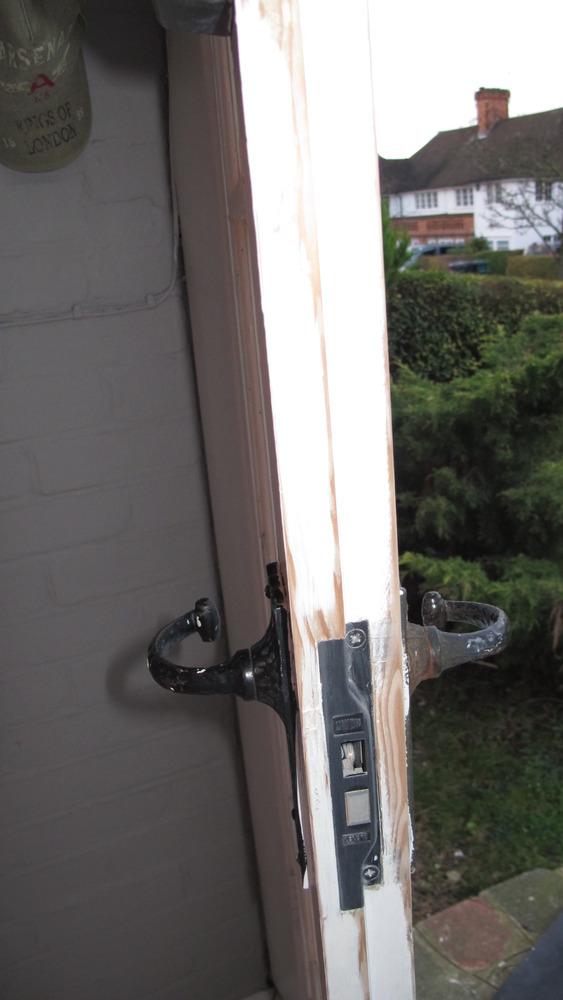 Swollen Front Door Carpentry Amp Joinery Job In Golders