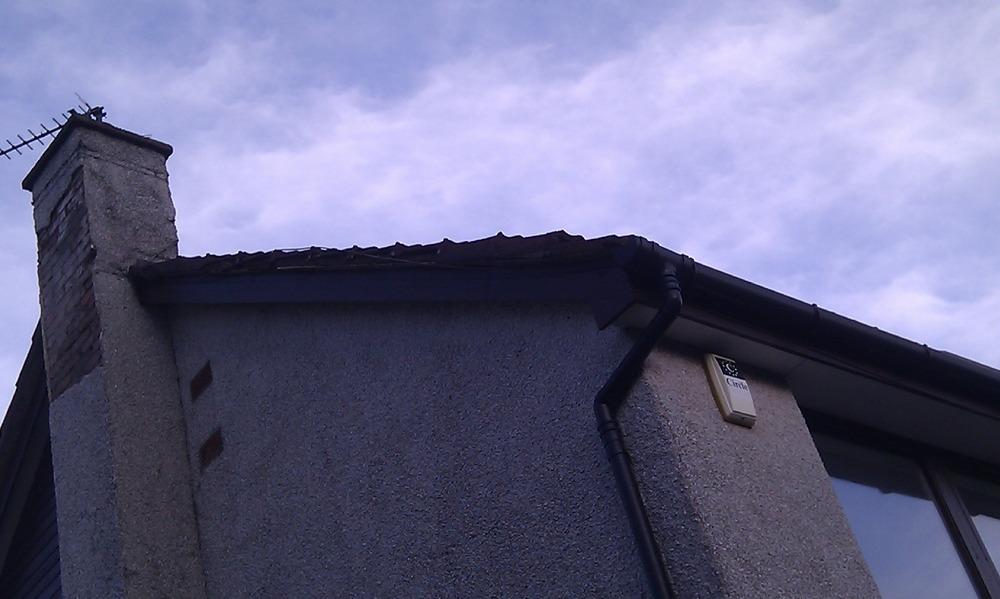 Masonary Roof Repairs And Repair Broken Harling