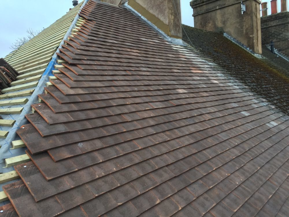 Charles Cave Roofing: 100% Feedback, Pitched Roofer, Flat ...