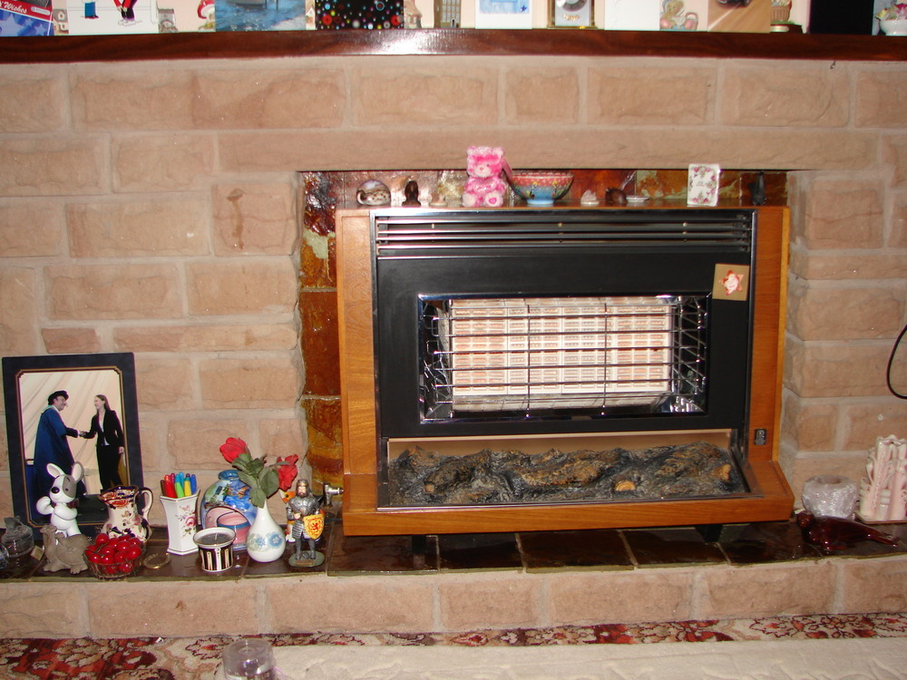 Disconnect Old Gas Fire And Install New Gas Fire Gas