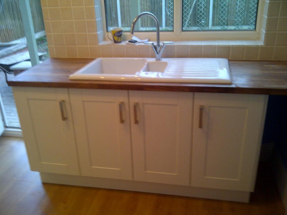 98 feedback kitchen fitter carpenter joiner in nottingham