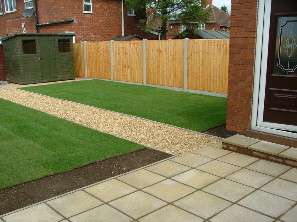 Gilberts landscaping 100 feedback landscape gardener for Garden makeover